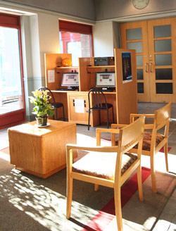 Unterkunft in einer studentenresidenz in vancouver
