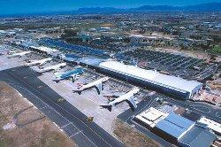 Flughafen Kapstadt Ankunft